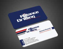#143 for Design some Business Cards for Drilling Riggs oil & gas by imtiazmahmud80