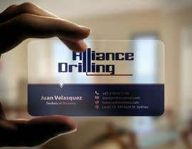 #112 for Design some Business Cards for Drilling Riggs oil & gas by mamun313