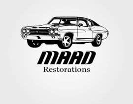 #116 for Design a Logo for Maad Restorations af muhammadjunaid65