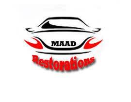 Nro 20 kilpailuun Design a Logo for Maad Restorations käyttäjältä kurinjie