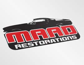 #98 for Design a Logo for Maad Restorations af hijordanvn