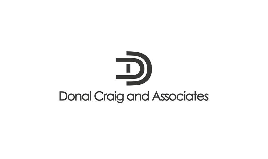 Penyertaan Peraduan #25 untuk Design a Logo for Donal Craig and Associates