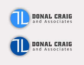 #1 untuk Design a Logo for Donal Craig and Associates oleh Gnaiber
