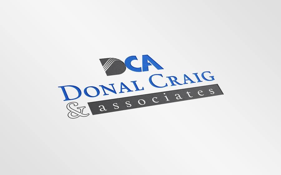 Penyertaan Peraduan #15 untuk Design a Logo for Donal Craig and Associates