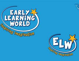#14 para Design a Logo for Early Learning World por Ferrignoadv