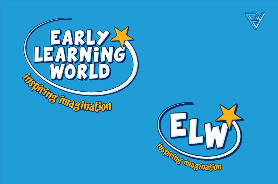 #15 for Design a Logo for Early Learning World by Ferrignoadv