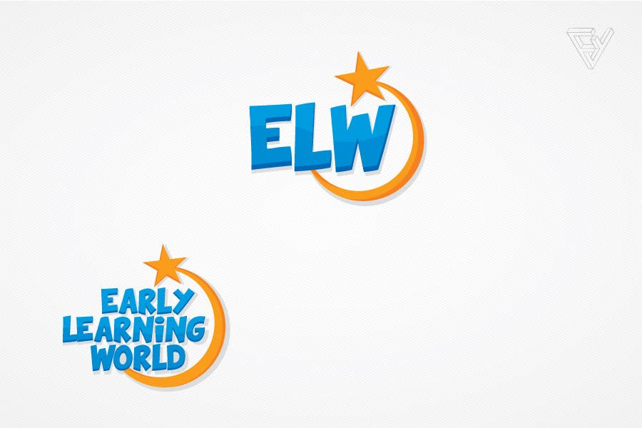 #50 for Design a Logo for Early Learning World by Ferrignoadv