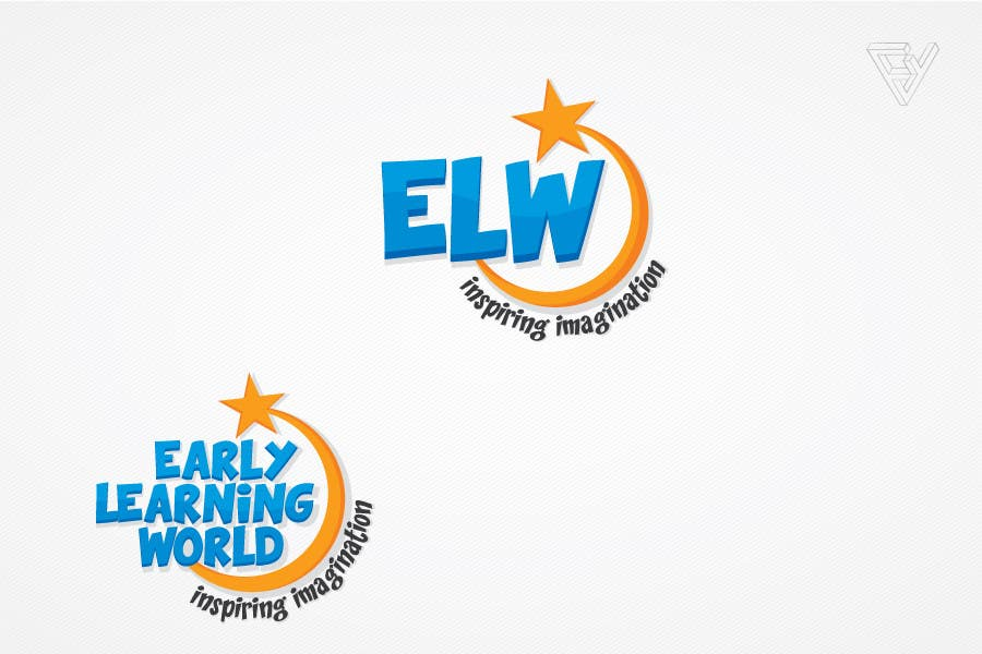 #51 for Design a Logo for Early Learning World by Ferrignoadv