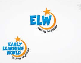 #51 untuk Design a Logo for Early Learning World oleh Ferrignoadv