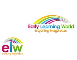 #74 para Design a Logo for Early Learning World por Designer0713