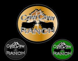 #62 for Design a Logo for Cow Cow Ranch by vesnarankovic63