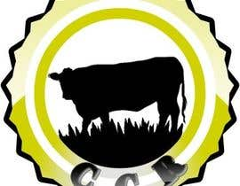 #63 for Design a Logo for Cow Cow Ranch by sofia230209