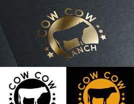 Nro 25 kilpailuun Design a Logo for Cow Cow Ranch käyttäjältä ralfgwapo