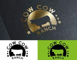 Nro 40 kilpailuun Design a Logo for Cow Cow Ranch käyttäjältä ralfgwapo