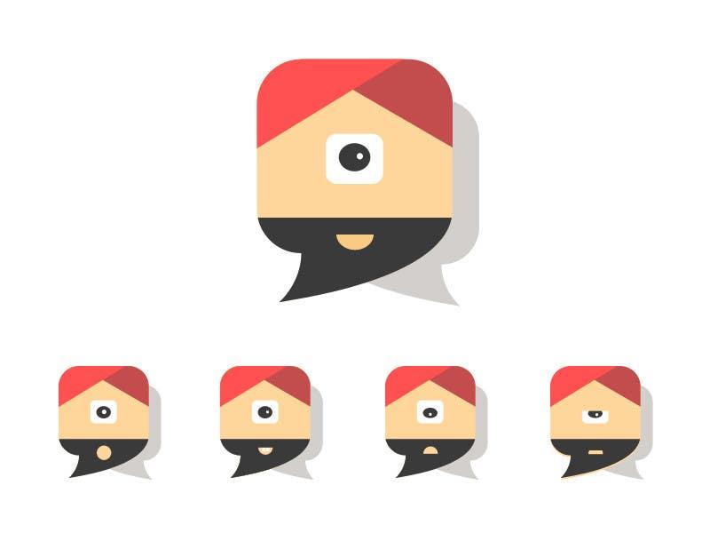 Penyertaan Peraduan #30 untuk Design some Icons for Movie Review website