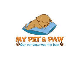 #86 for Design a Logo for My Pet & Paw -- 3 by andreealorena89