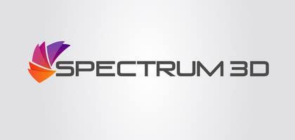 Nro 70 kilpailuun Design a Logo for Spectrum 3D käyttäjältä aykutz