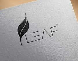 #54 untuk Design a Font Logo for Leaf oleh Syedfasihsyed