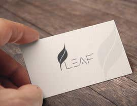 #137 cho Design a Font Logo for Leaf bởi Syedfasihsyed