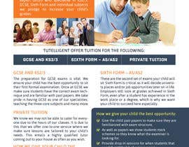 #19 for Design a Brochure for Tuition Centre & Private Tuition af mufzilkp