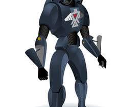#6 untuk Need a character in robot style oleh vadimprohorenko