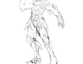Dollmaster tarafından Need a character in robot style için no 11