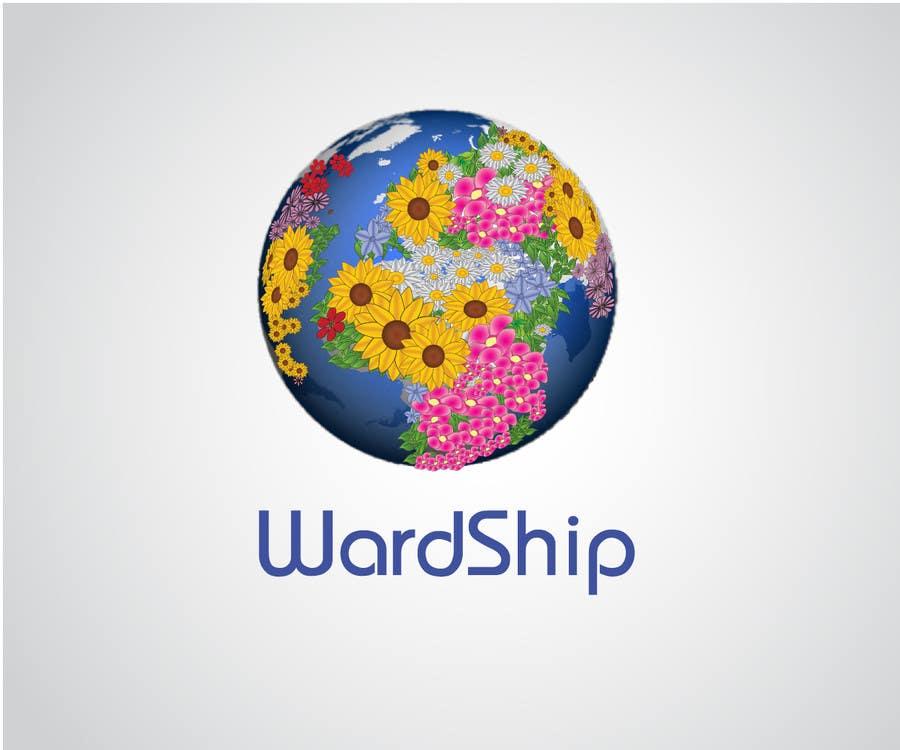 Penyertaan Peraduan #86 untuk Design a Logo for an online flower store