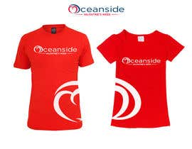 #33 untuk Design a T-Shirt for Oceanside Valentine Week oleh Vifranco89
