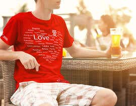 #116 untuk Design a T-Shirt for Oceanside Valentine Week oleh Dyrender
