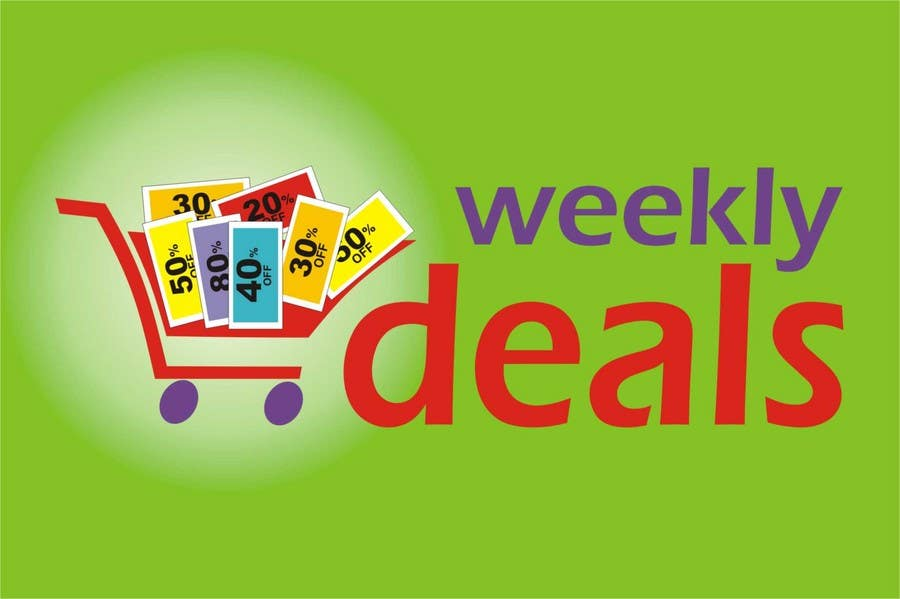 Contest Entry #176 for Logo Design for weeklydeals.ie