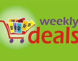 #176 cho Logo Design for weeklydeals.ie bởi innovys
