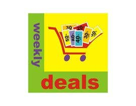 #182 cho Logo Design for weeklydeals.ie bởi innovys