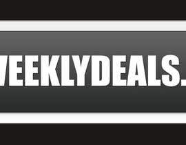 #152 cho Logo Design for weeklydeals.ie bởi Jevangood