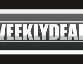 nº 147 pour Logo Design for weeklydeals.ie par Jevangood