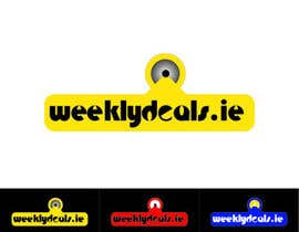 nº 156 pour Logo Design for weeklydeals.ie par mauromma