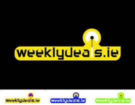 nº 155 pour Logo Design for weeklydeals.ie par mauromma