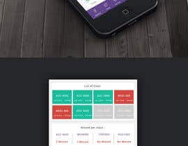 RikoSaptoDimo tarafından Design an App mockup Dashboard and APP ICON için no 2