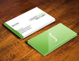 #19 for Simplefusion Business Cards by gohardecent