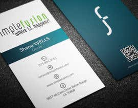 #98 for Simplefusion Business Cards by Fgny85