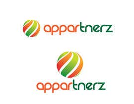 #12 for Design a Logo for Social Marketing website Appartnerz by a25126631