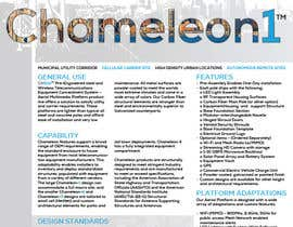 #2 cho Design a Brochure for CitiSite Chameleon's bởi teAmGrafic
