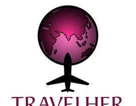 #5 untuk Design a Logo for a female travel company oleh Xiraiya