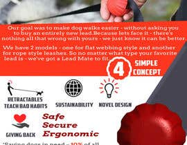 #38 for Create Packaging & Flyer Designs for new Dog Gadget af wasiq92