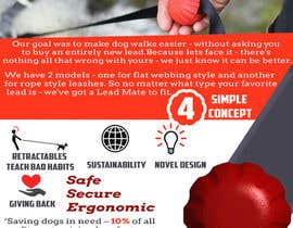 #41 for Create Packaging & Flyer Designs for new Dog Gadget af wasiq92
