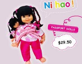 Nro 10 kilpailuun Passport Dolls käyttäjältä Maitran203