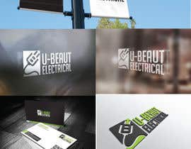 #329 for Design a Logo for  U-Beaut Electrical af AalianShaz