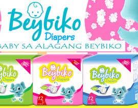 #47 for Design a Banner for Diaper Products af mentarimedia