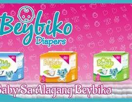 #41 for Design a Banner for Diaper Products af shobhit98sl