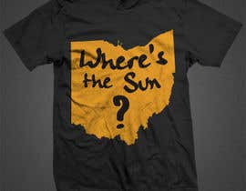 #33 para Design a T-Shirt for Northeast Ohio #2 por Borgias