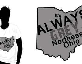 nº 17 pour Design a T-Shirt for Northeast Ohio par alidicera